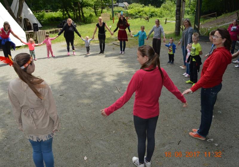 Hráme sa s deťmi - MDD u nás