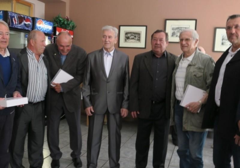 TJ Lokomotíva Košice - 70. výročie založenia